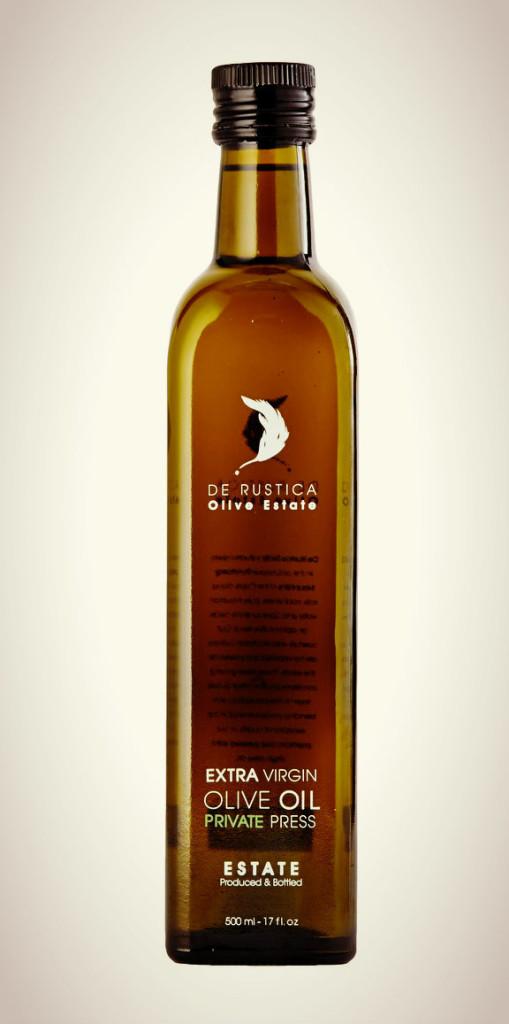 De Rustica Private Press - Intense Extra Virgin Olive Oil