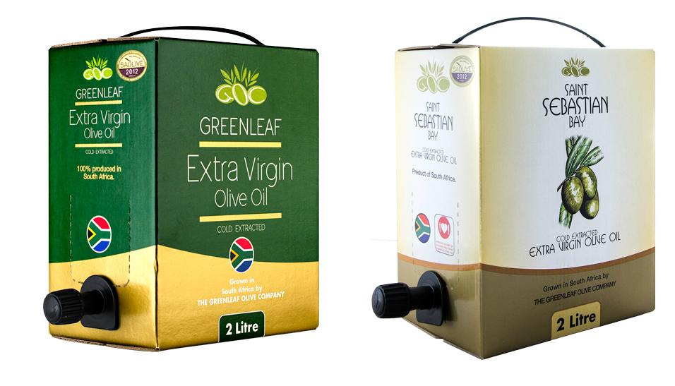 Greenleaf extra virgin olive oil