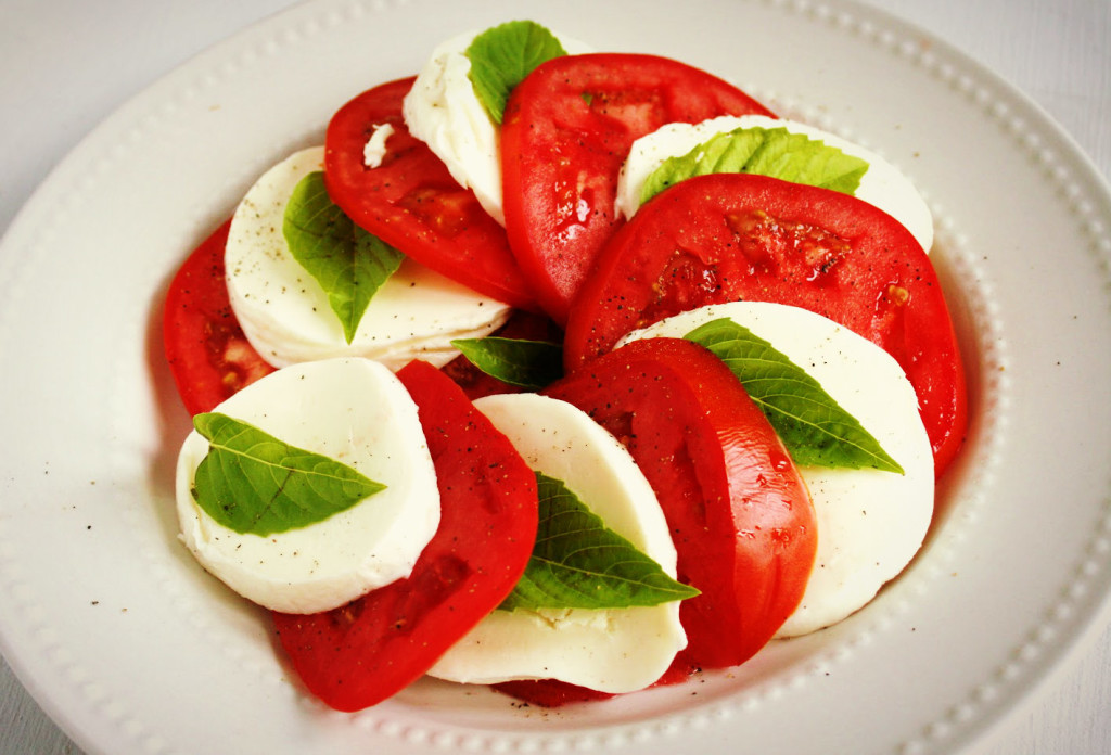 Caprese Salad Recipe — Dishmaps