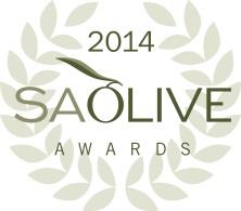 SA Olive Awards 2014