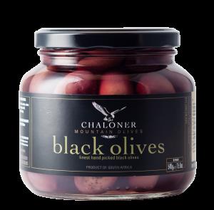 Chaloner Black olives