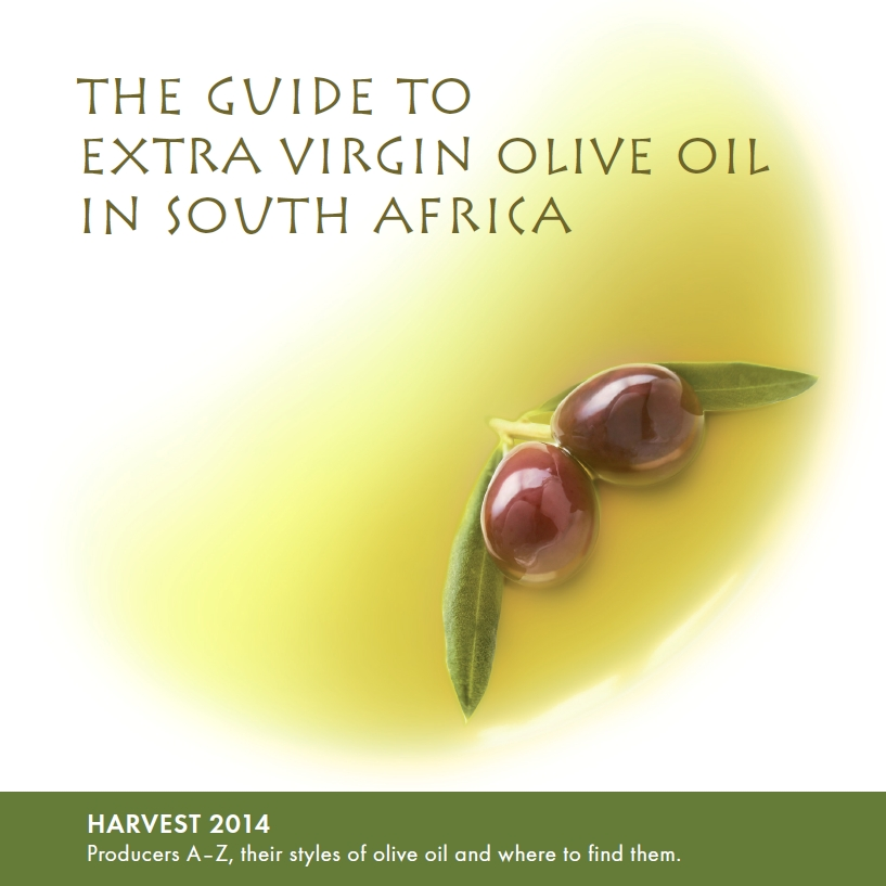 Guide to SA olive oil