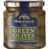 Morgenster green olives