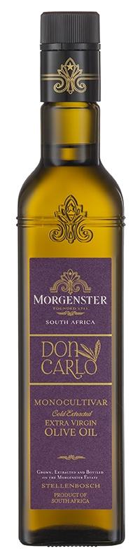 morgenster don carlo olive oil