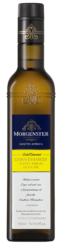 morgenster lemon enhanced olive oil