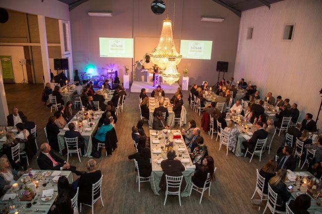 SA Olive Awards inside