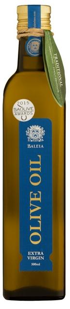 Baleia Extra Virgin Olive Oil 500ml LR