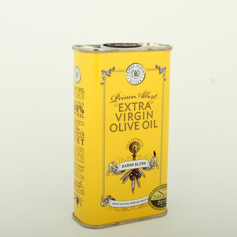 Prince Albert Extra Virgin Olive Oil 1l in tin