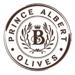 Prince Albert olives logo